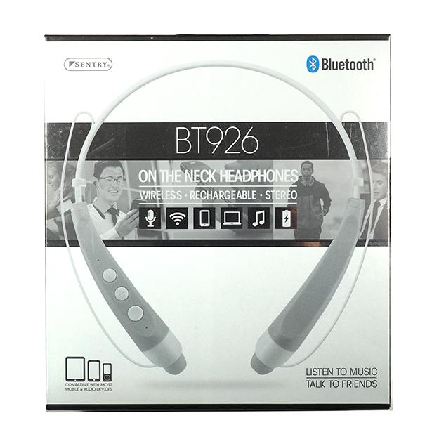 a00d9d28504 Sentry Bluetooth On The Neck Headphones BT926 | Nexxwireless