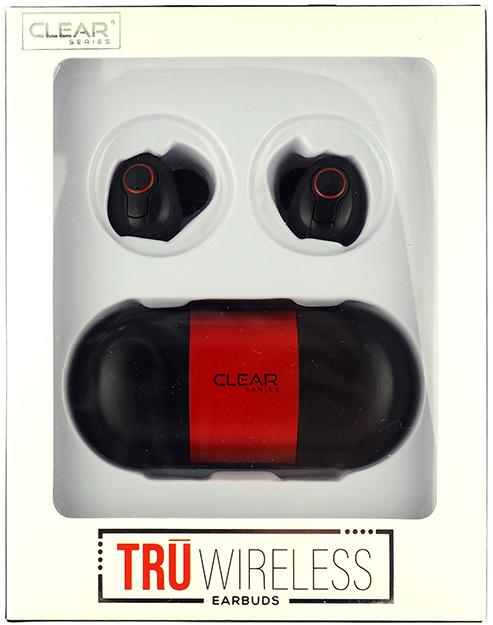 Clear Tru Wireless Earbuds Nexxwireless